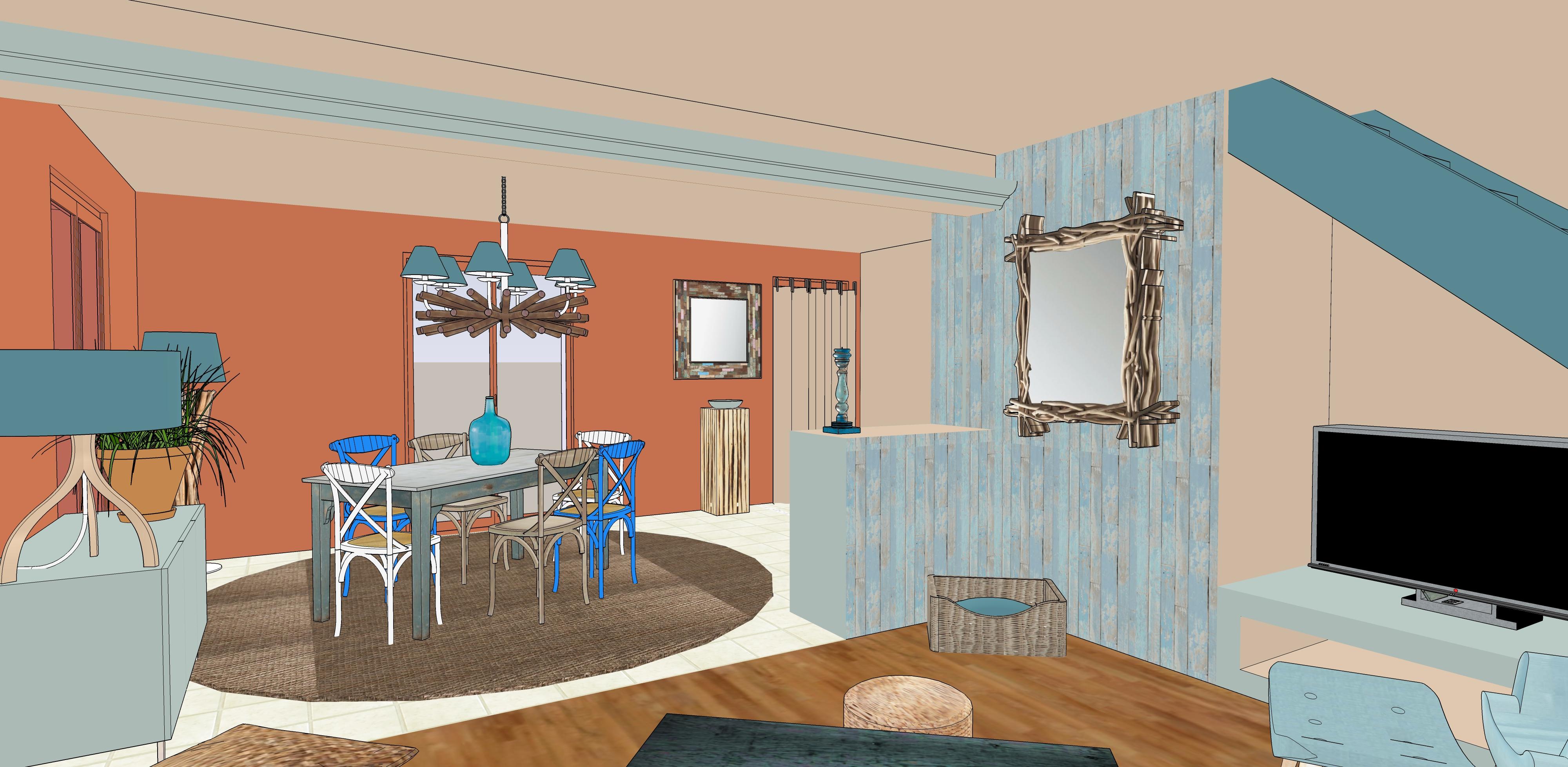 formation sketchup pour la d coration l 39 architecture et l 39 am nagement. Black Bedroom Furniture Sets. Home Design Ideas