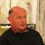 Philippe Bonduel, botaniste et journaliste, professeur à l'académie de la décoration