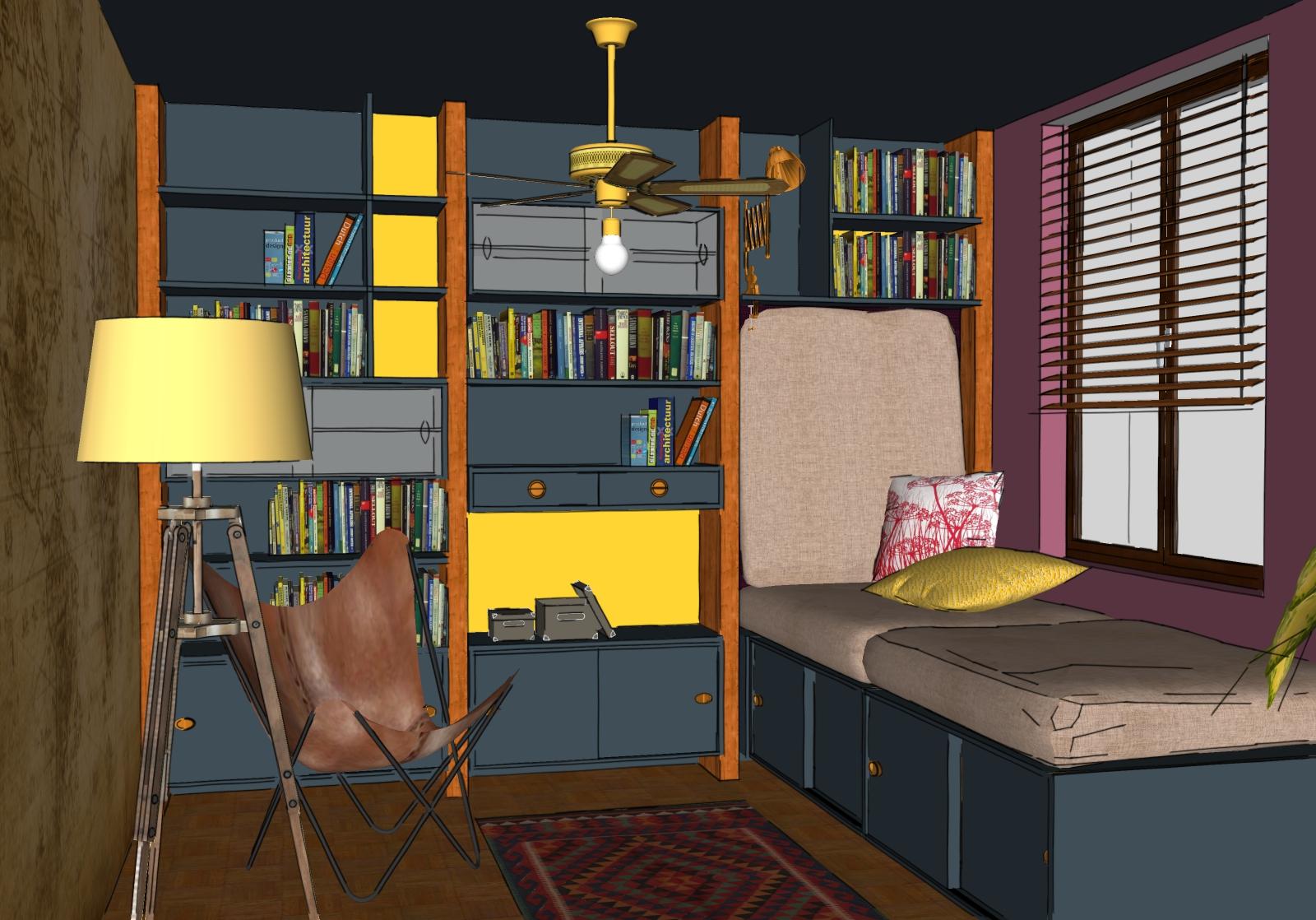 formation sketchup pour la d coration et l 39 am nagement de l 39 organisme acad mie de la. Black Bedroom Furniture Sets. Home Design Ideas
