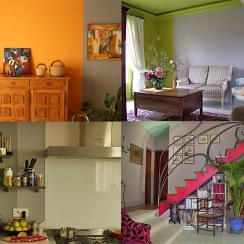 Formation couleurs et harmonies en décoration d'intérieur