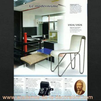 Histoire du mobilier par Geneviève Naudin
