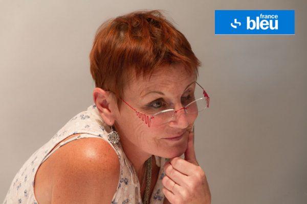 Geneviève Naudin sur France Bleue