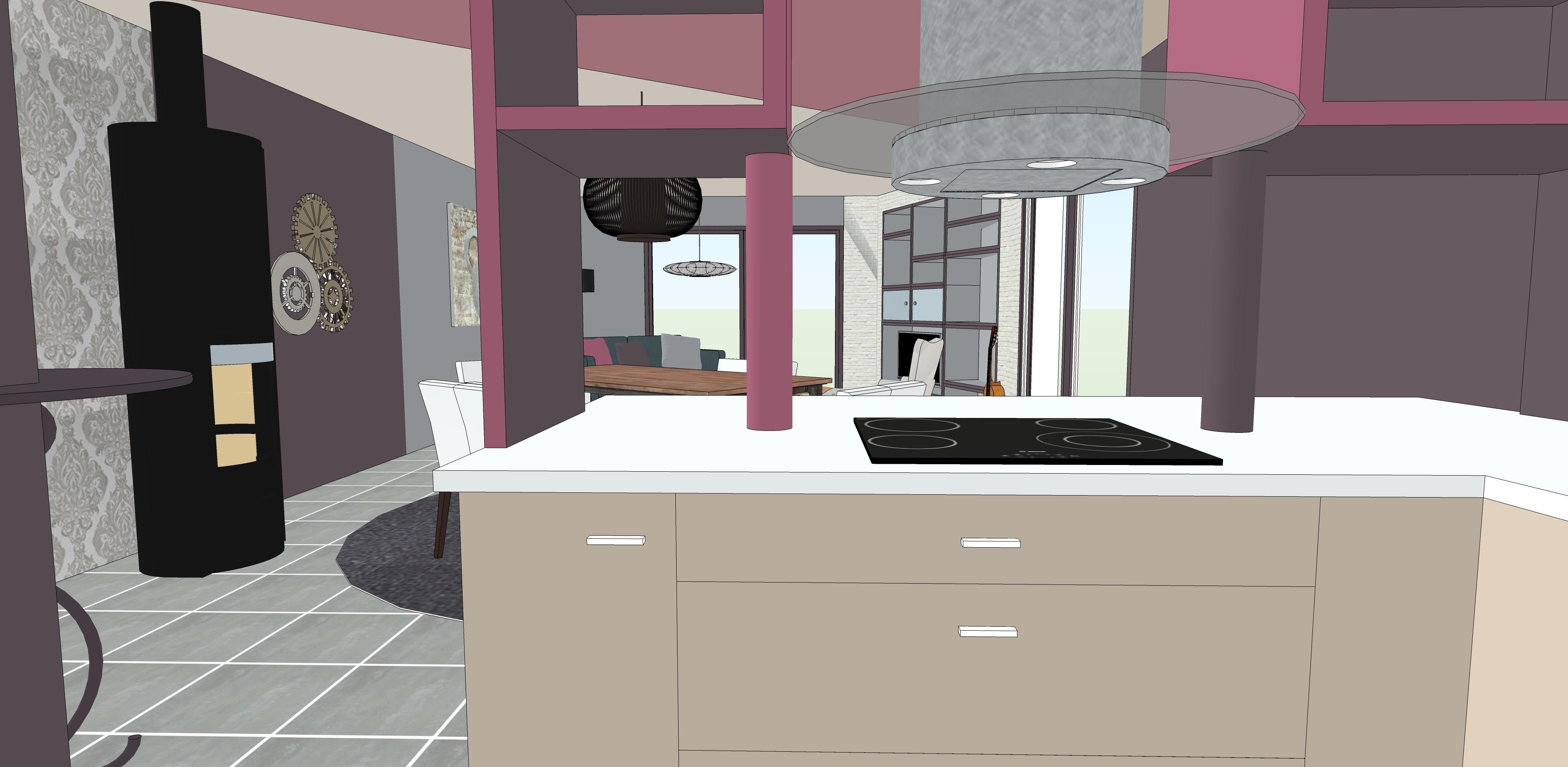 Formation SketchUp pour l\'architecture intérieure, l\'aménagement et ...