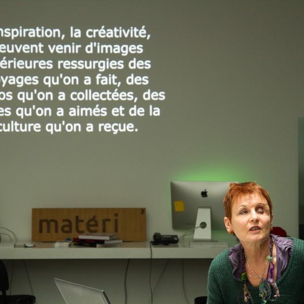 Conférence sur les couleurs - Geneviève Naudin