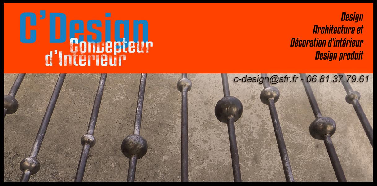CDesign, Cyrille Piou, certifié Académie de la décoration